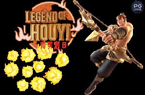 รีวิวเกมสล็อต Legend of Hou Yi