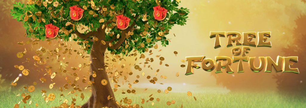 รีวิวเกมสล็อต Tree of Fortune